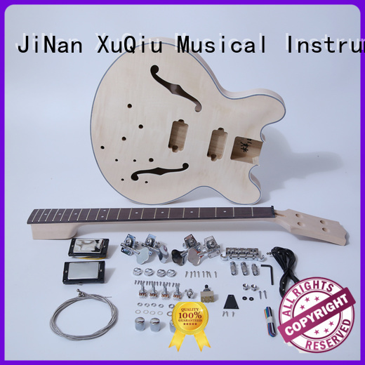 Wholesale fretless bass guitar kit precision manufacturer for competition
