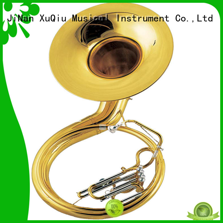 XuQiu sousaphone brass instrument price for competition