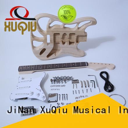 XuQiu premium best guitar kits manufacturer for kids