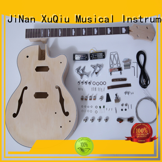 XuQiu unfinished precision bass kit for sale for kids