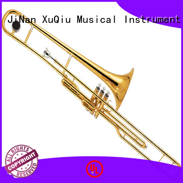XuQiu Wholesale student trombone solo for concert