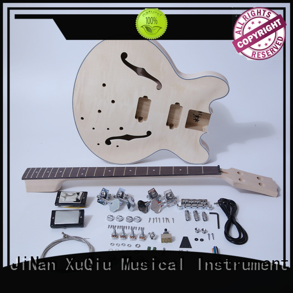 XuQiu custom acoustic bass kit manufacturer for beginner