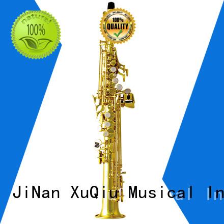 XuQiu professional soprano saxophone for sale for kids