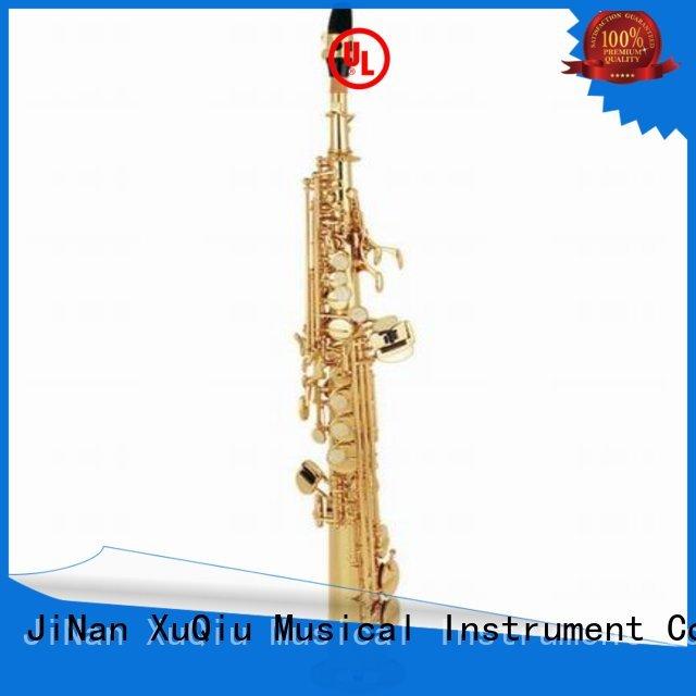 XuQiu soprano saxophone for sale brands for student
