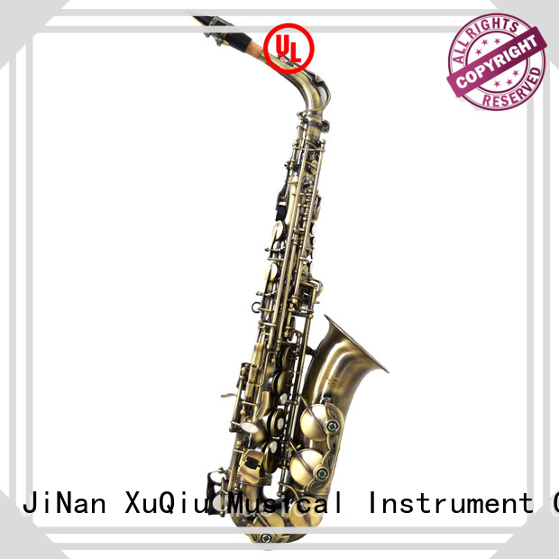 XuQiu saxophone best student alto saxophone supplier for student
