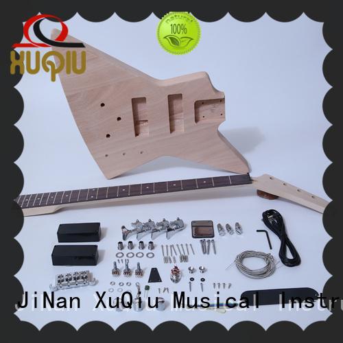 XuQiu electric p bass kit woodwind instruments for concert