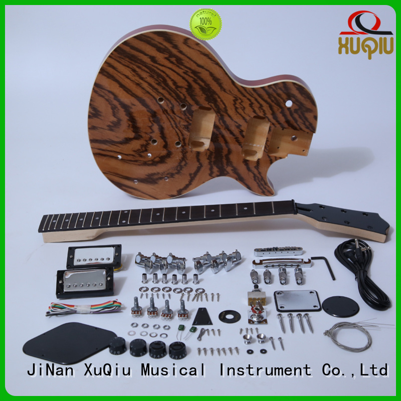 XuQiu precision guitar kits supplier for kids