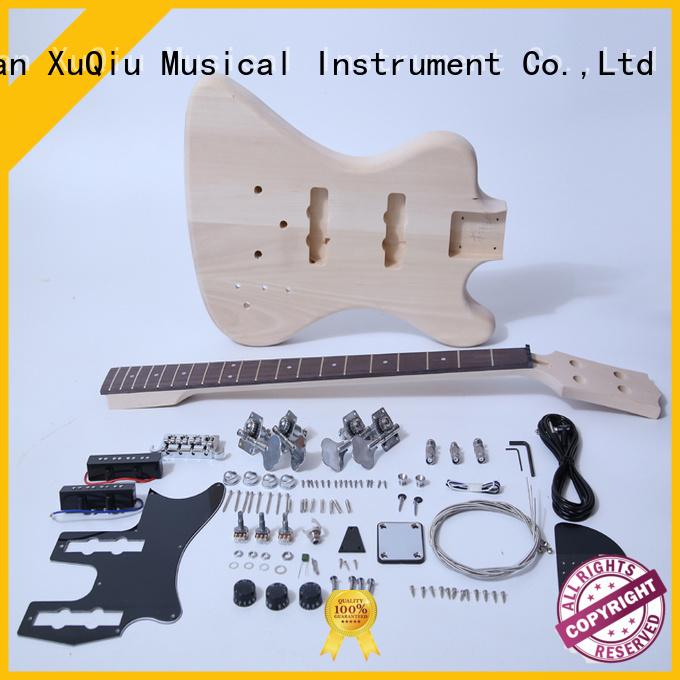 XuQiu acoustic rickenbacker bass diy kit for sale for kids