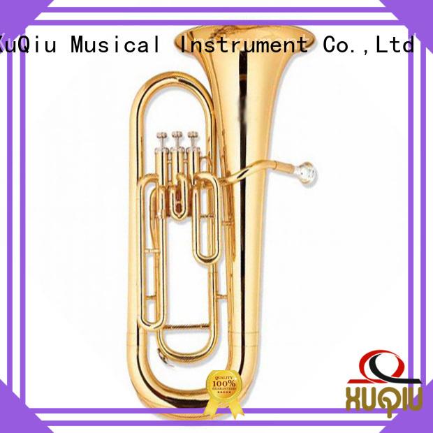XuQiu brass instruments euphonium price for student