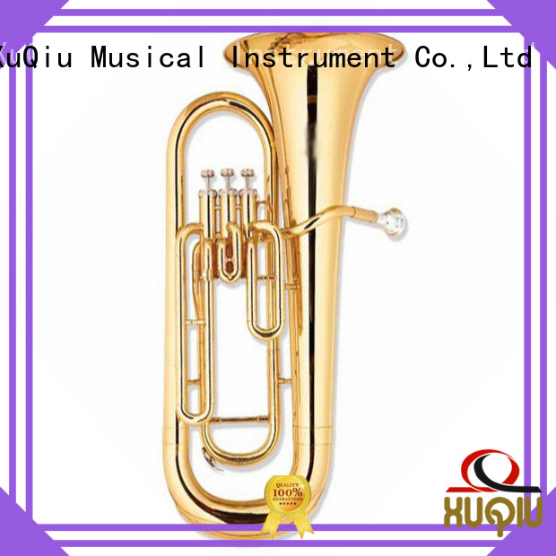 XuQiu brass instruments euphonium price for student