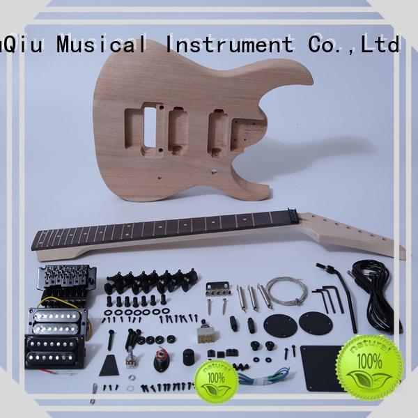 XuQiu diy 7 string guitar kit supplier for concert