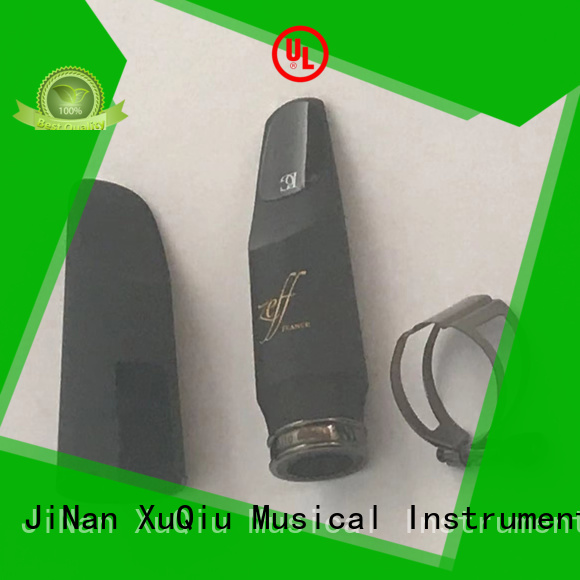 XuQiu famous baritone saxophone mouthpiece band instrument for competition
