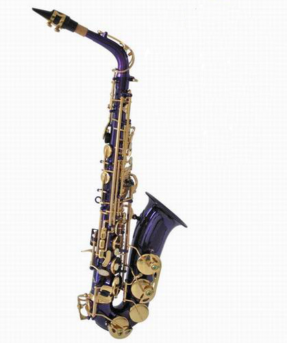 Color Alto Saxophone XAL1013