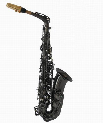 Black-Nickel Alto Saxophone XAL1014