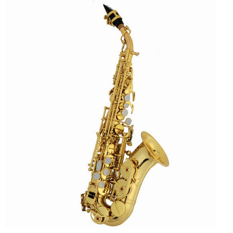 Curved Soprano Saxophone XBN1001