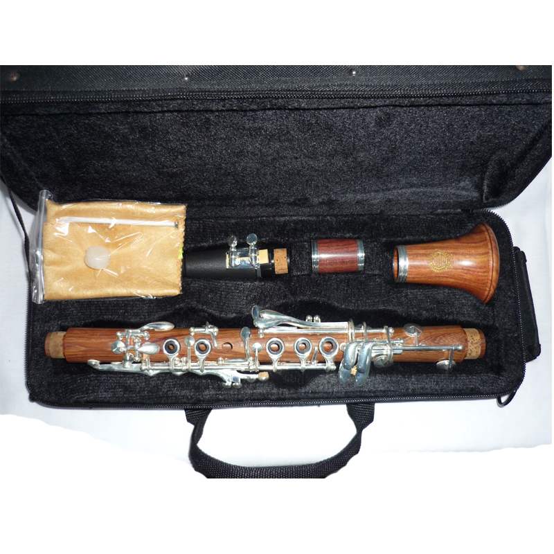 Rosewood Eb Clarinet XCL008