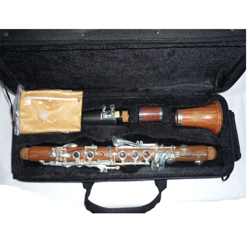 Rosewood Eb Clarinet XCL008