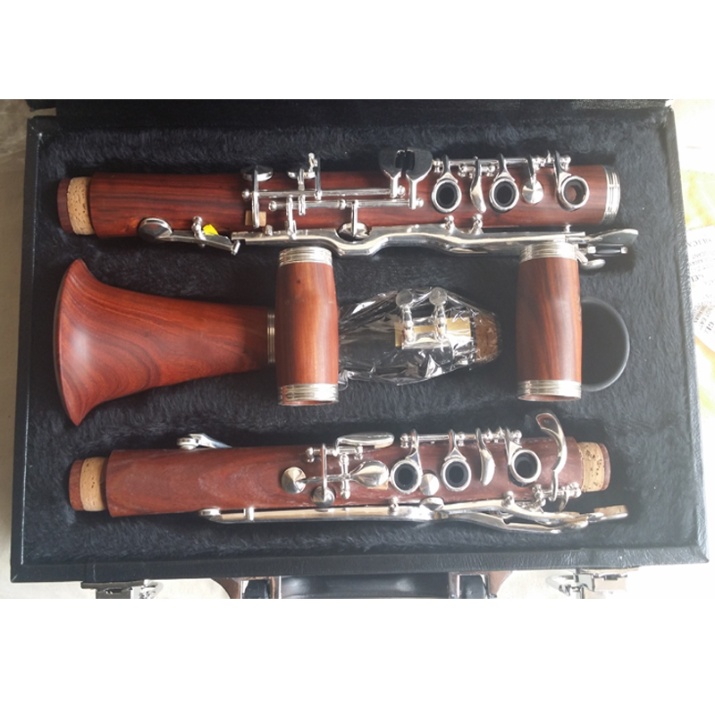 20K Rosewood G Clarinet-6 Rings XCL302R