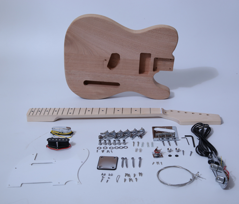 DIY Electric Guitar Kit-TL Style Build Your Own Guitar SNGK002