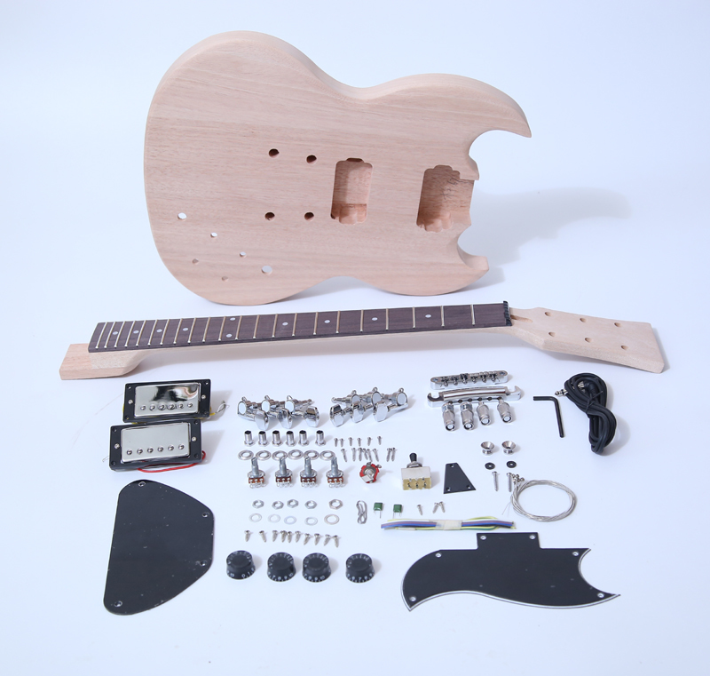 SG Electric Guitar Kits SNGK005