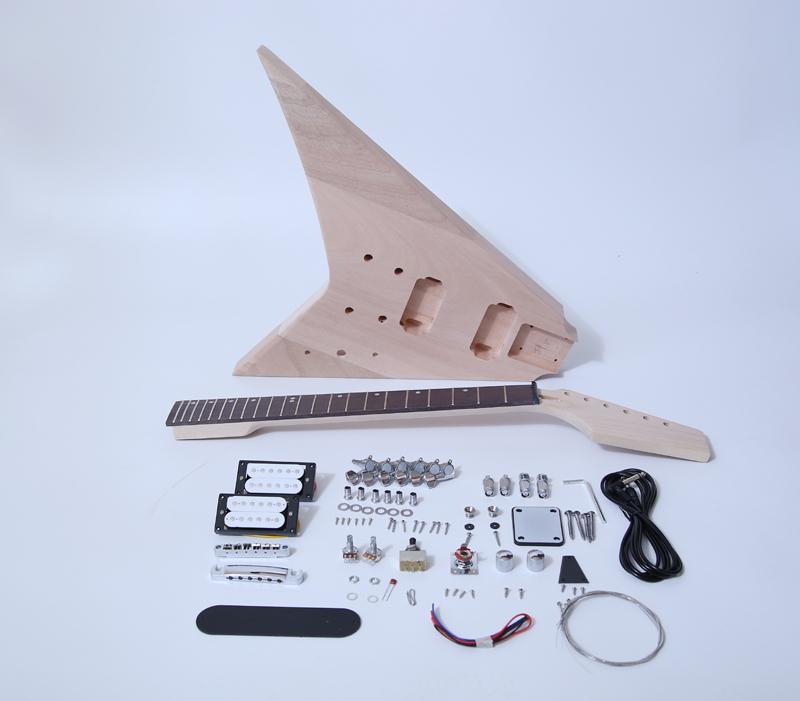Diy classical Guitar Kits SNGK006
