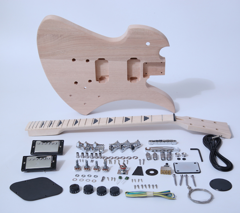 Left handed Guitar Kits SNGK007