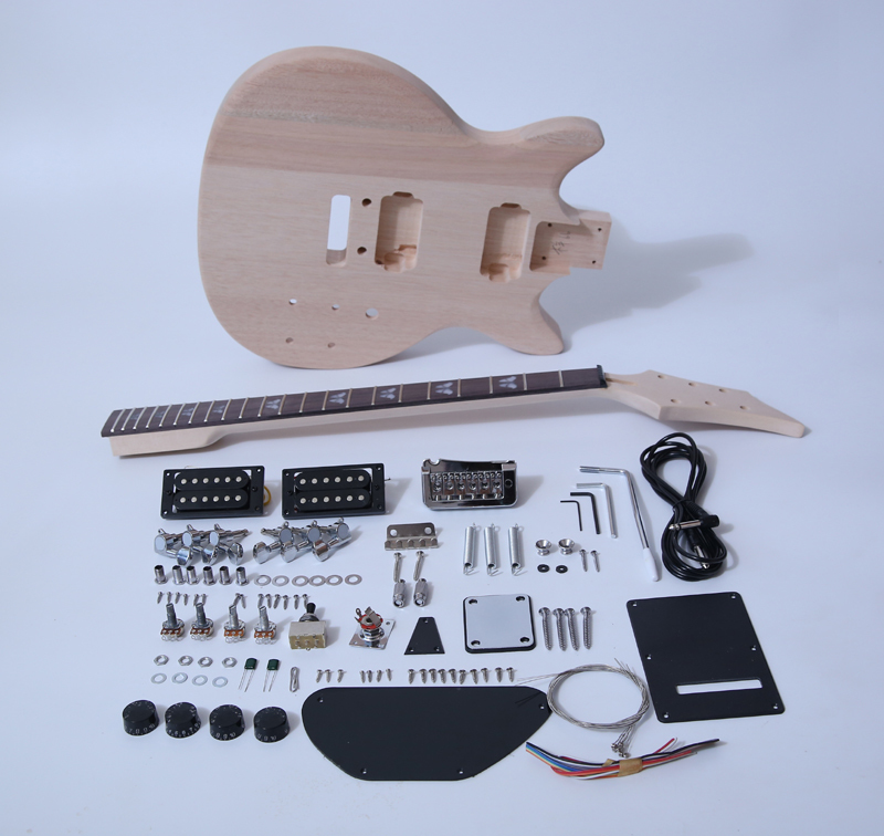 Single pickup Guitar Kits SNGK011