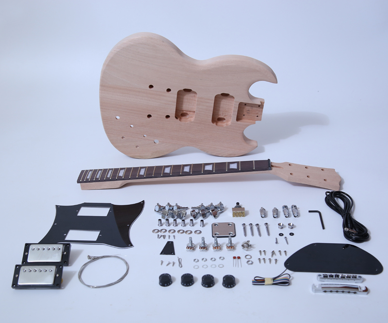 Make your own guitar kit SNGK020