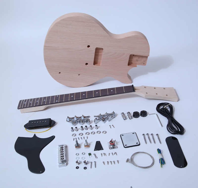 Chinese Electric Guitar Kits SNGK028