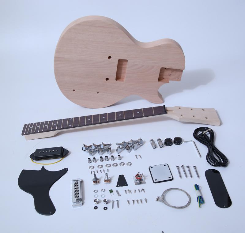 Chinese Electric Guitar Kits SNGK028