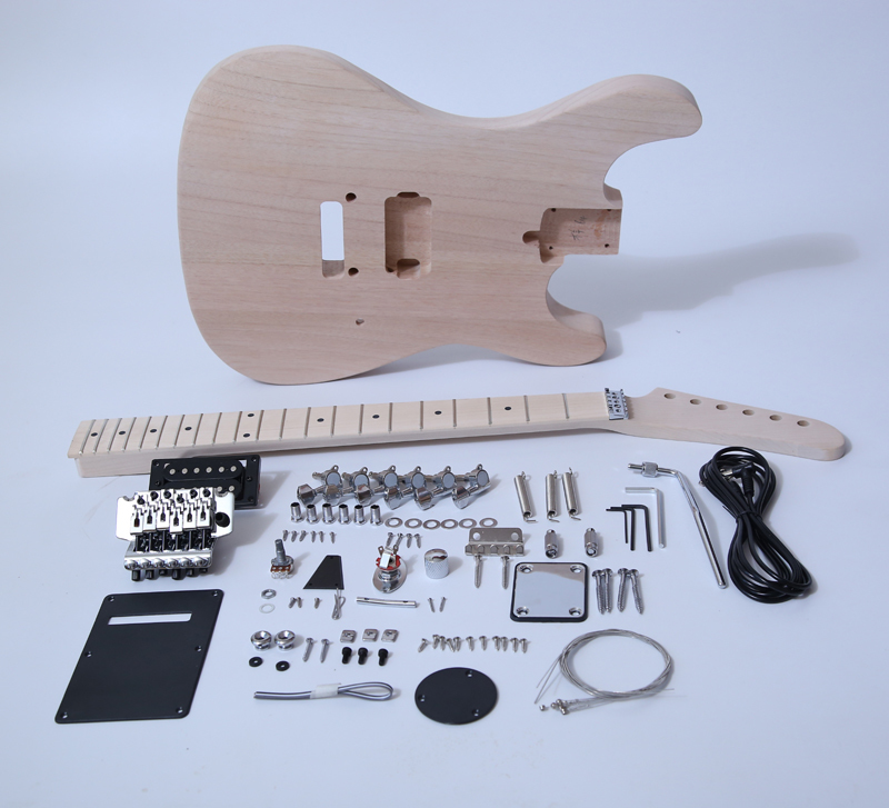 Best guitar kits to build SNGK030