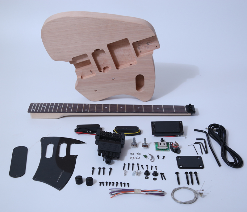 Hollow Guitar Kits SNGK031