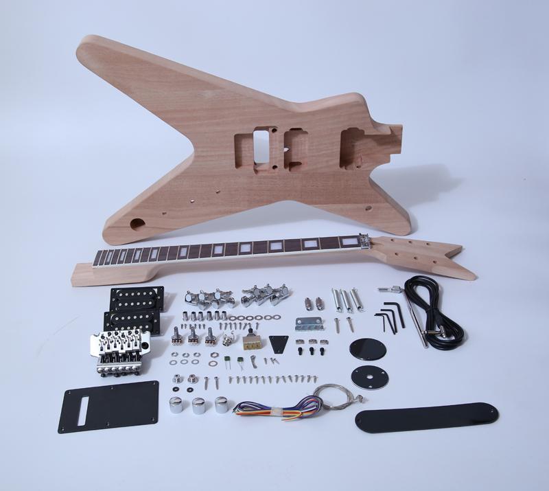 Electric Guitar parts kit SNGK032
