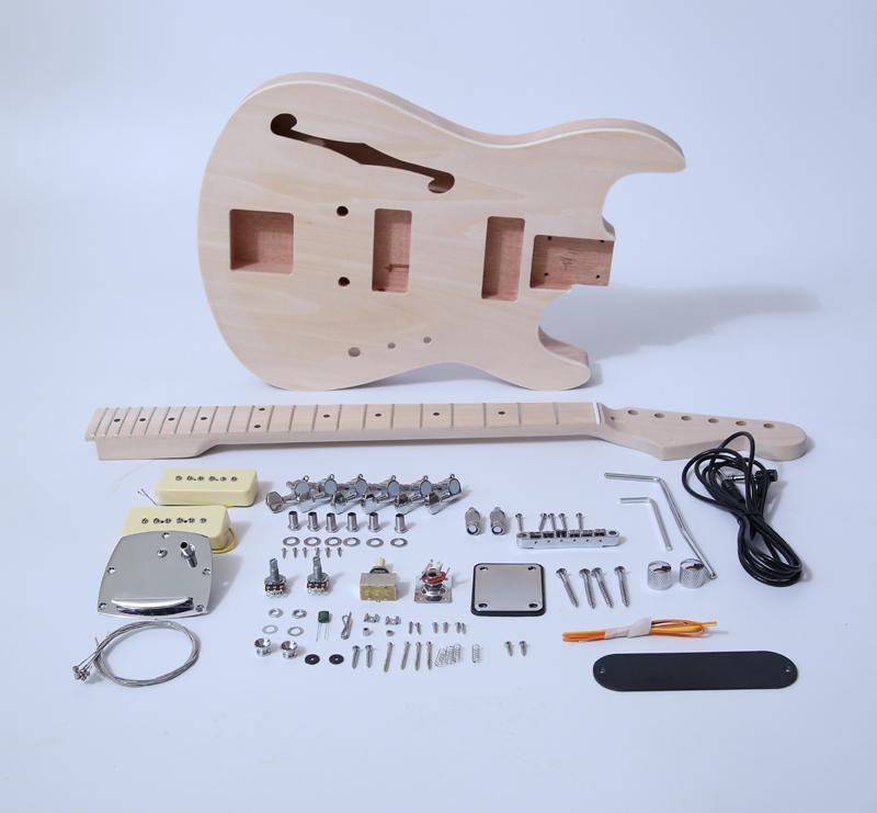 Diy classical Guitar Kits SNGK036