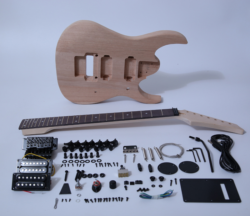 DIY Electric Guitar Kit-7 string Build Your Own Guitar SNGK041