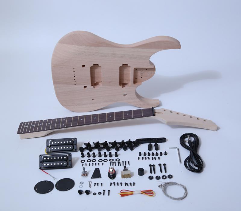 7 Strings Electric Guitar Kits SNGK043