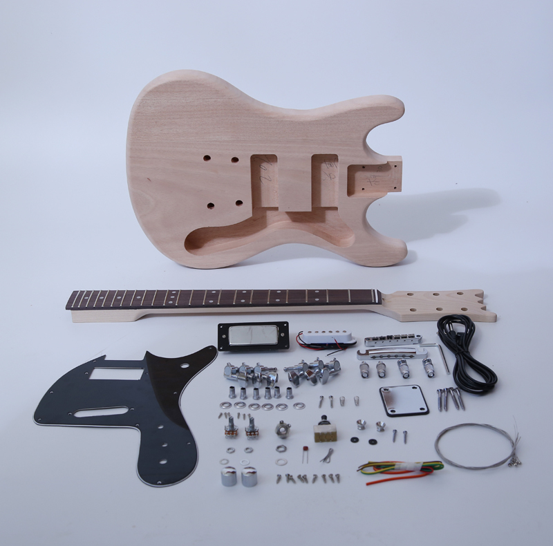 DIY Electric Guitar Kit-Mos Style Build Your Own Guitar Kit SNGK048