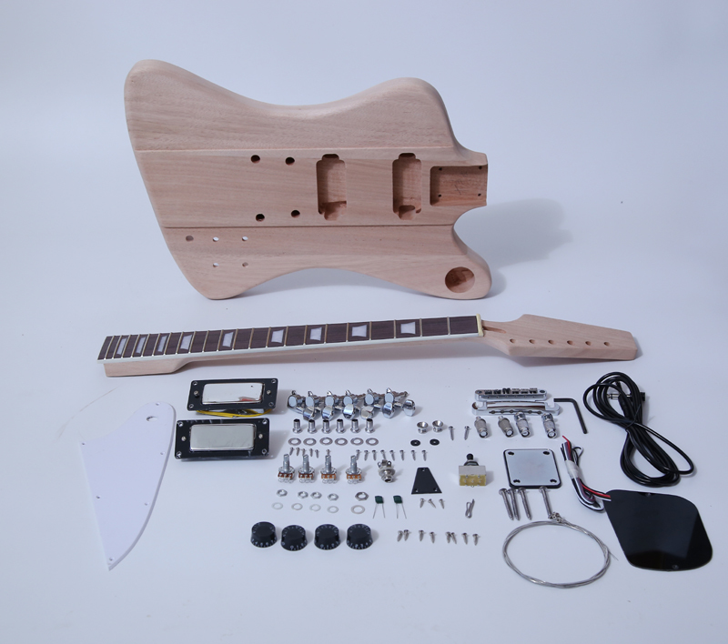 Unfinished Electric Guitar Kits SKU035
