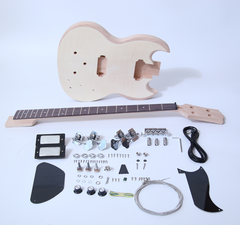Build your own Electric Bass Kits SNBK012