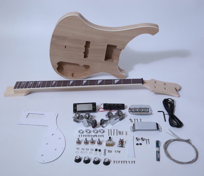 DIY Electric Bass Kits SNBK015