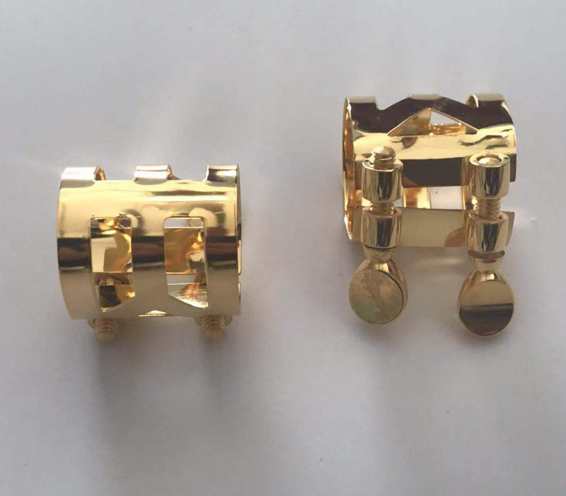 Gold Metal Ligature