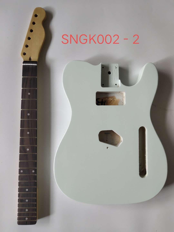 DIY Electric Guitar Kits-Build guitar necks