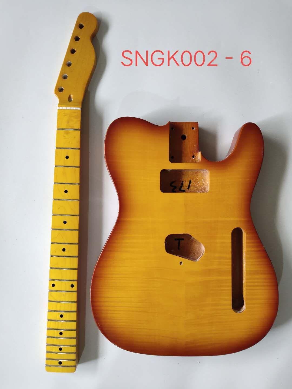 DIY Electric Guitar Kits-Build guitar bodies