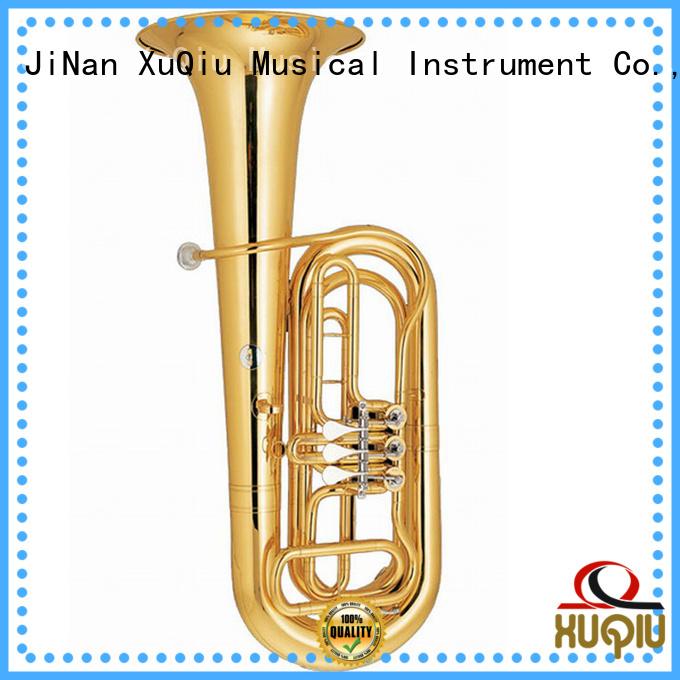 XuQiu professional tenor tuba manufacturers for kids