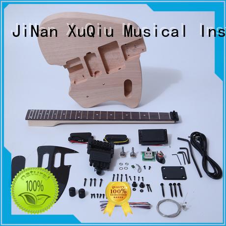 high end diy telecaster guitar kit manufacturer for beginner