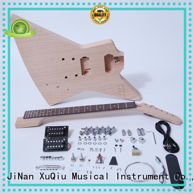 diy rickenbacker guitar kit supplier for beginner