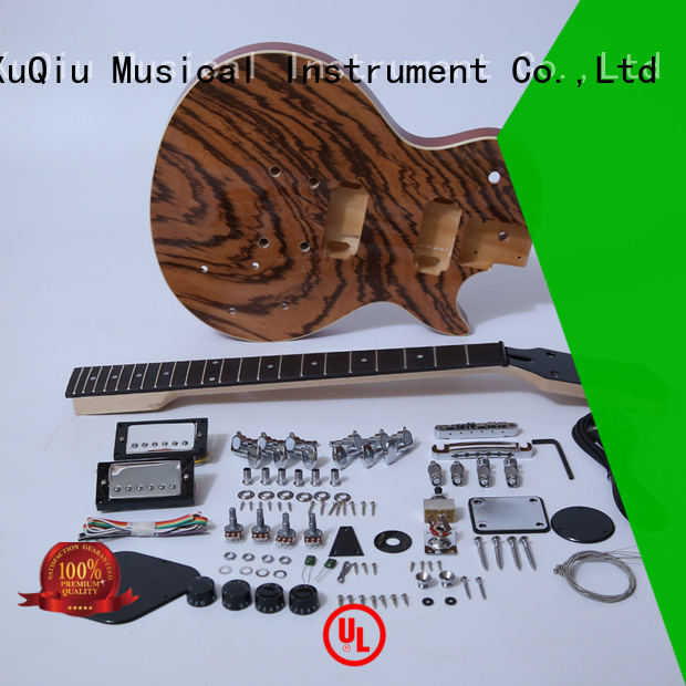 XuQiu diy best diy guitar kits for sale for kids