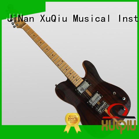 XuQiu best hollow body electric guitar manufacturer for kids
