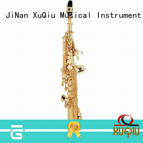 XuQiu Wholesale soprano saxophone cost for sale for beginner