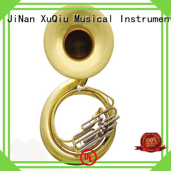 famous sousaphone brass instrument band instrument for competition